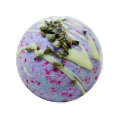 Luxury Lavender Fizzy Bath Bomb VEGAN
